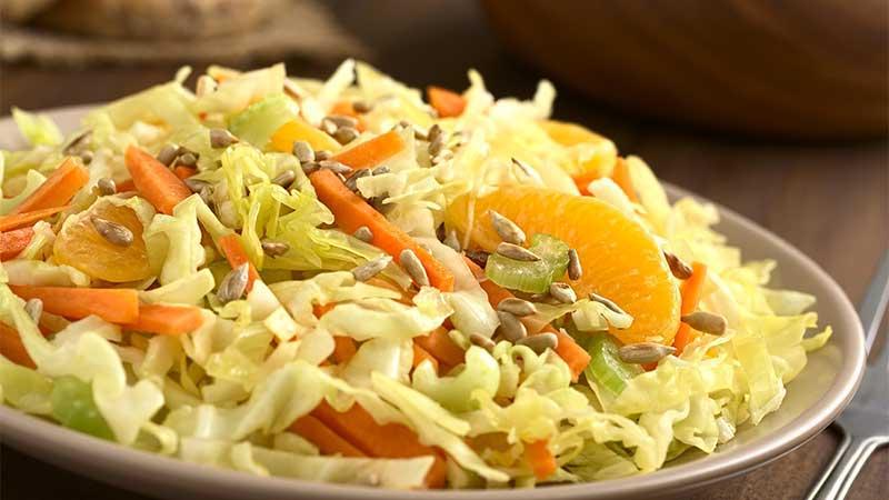 Portakalda Kereviz Salatası