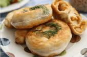 Pratik Patatesli Tava Böreği