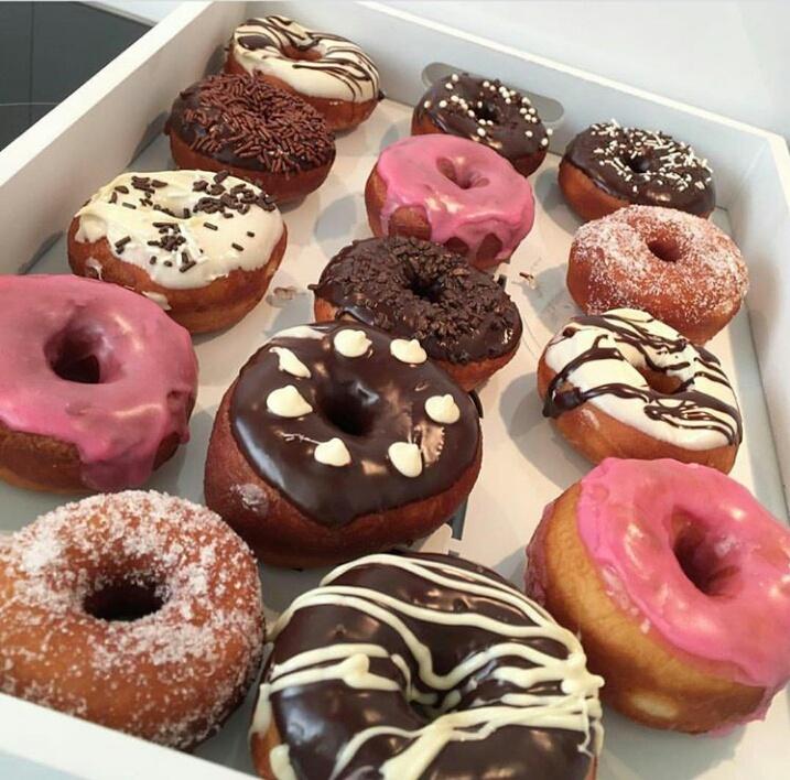 Ev Yapımı Donuts
