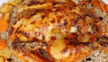 Tavuk Dolması