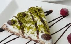 Dondurmalı Çikolatalı Mozaik Pasta