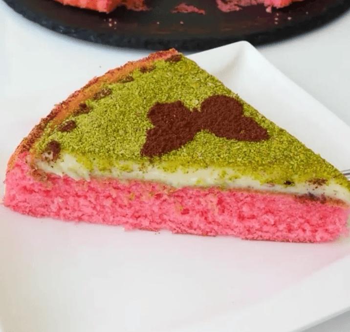 Pudingli Tart Kek