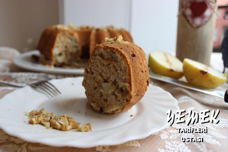 Armutlu Kek Yapımı