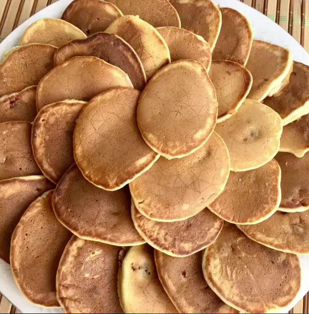 Pankek Tarifi