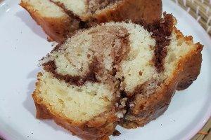 Çikolata Katkılı Kek