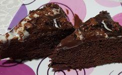 Çaylı Çikolatalı Kek Tarifi