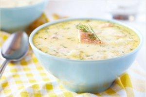 Harika Bir Omega 3 Deposu : Balık Çorbası Tarifi