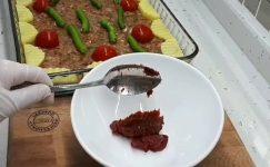 Fırında Tavuk Tepsi Kebabı Tarifi