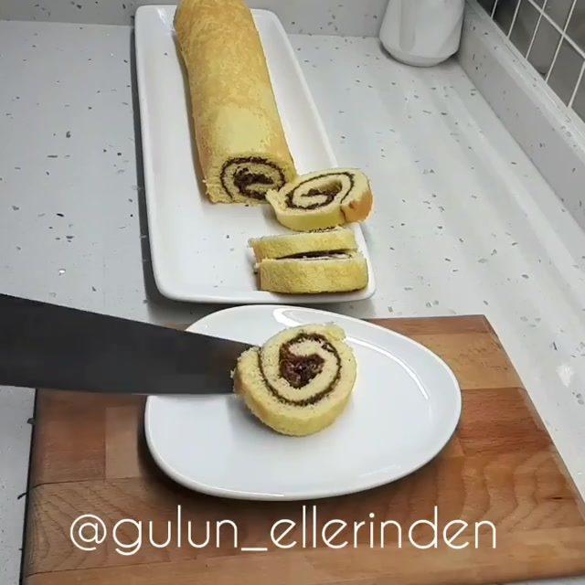 rulo pasta yapımı