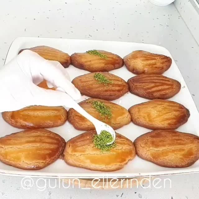 Şeker Pare Tarifi